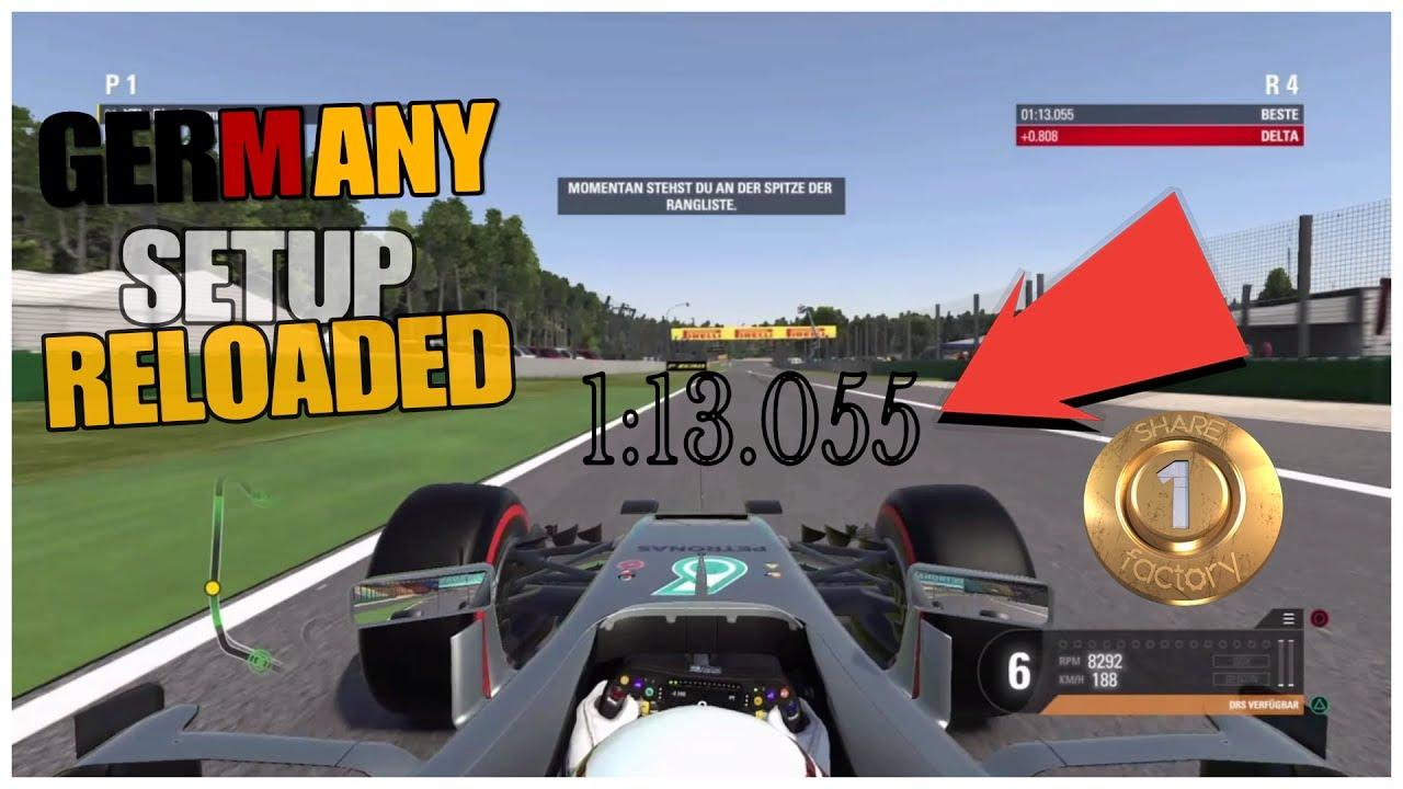 F1 2016 Germany Reloaded Hockenheimring 113055 Setup Ps4