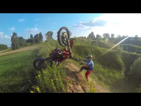 GO HARD enduro or GO HOME | FAILS | Enduro SRC ep7 2018 by Pepis MX
