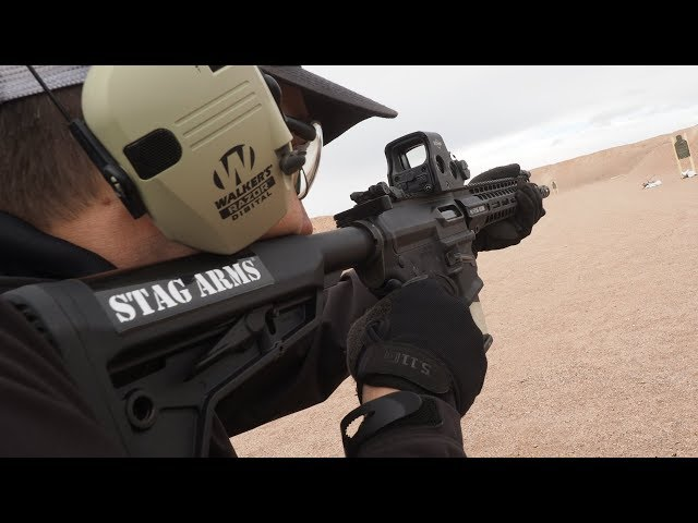 Stag Arms Announces a New Line of Pistol Caliber Carbines – SHOT Show 2019