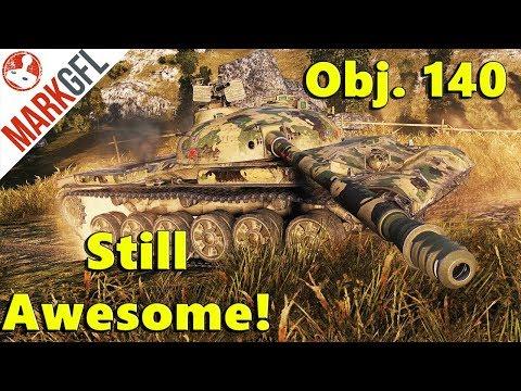 Object 430u is OP? Object 140 says Hi! - World of Tanks thumbnail