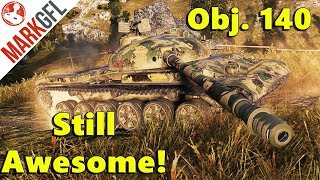 Object 430u is OP? Object 140 says Hi! - World of Tanks