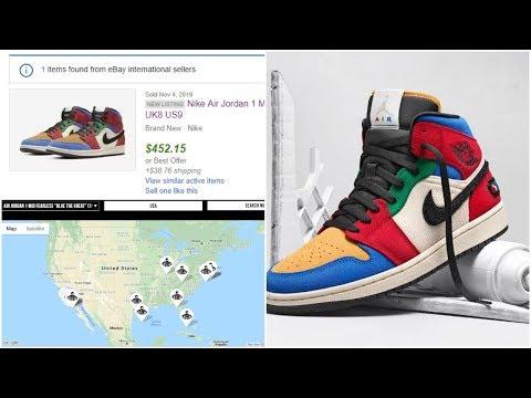 Housakicks Sneakers, Nike, Jordan, Adidas and All Brands