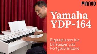 Digitalpiano für Einsteiger und Fortgeschrittene - Test: Yamaha YDP-164
