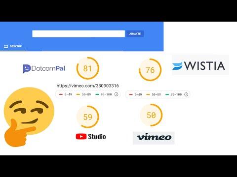 Kaptiwa vs Wistia vs Youtube vs Vimeo مقارنة بين افضل مواقع استضافة الفيديوهات