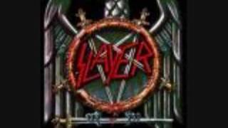 Slayer ~ Angel of Death (Lyrics) thumbnail