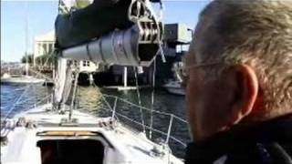 How to Sail a Sailboat : How to Dock a Sailboat