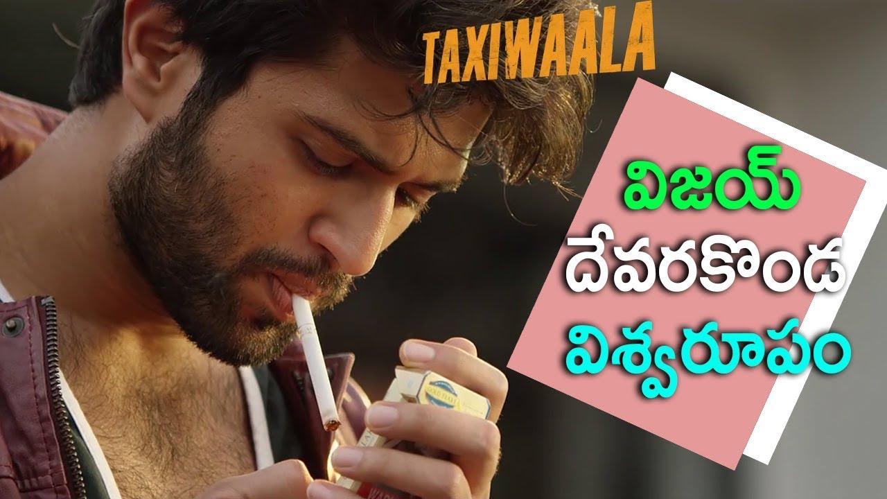 Taxiwala movie vijay devarakonda images