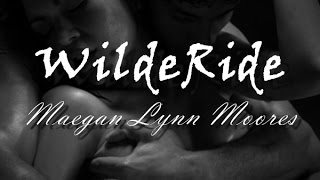 Wilde Ride Book Trailer