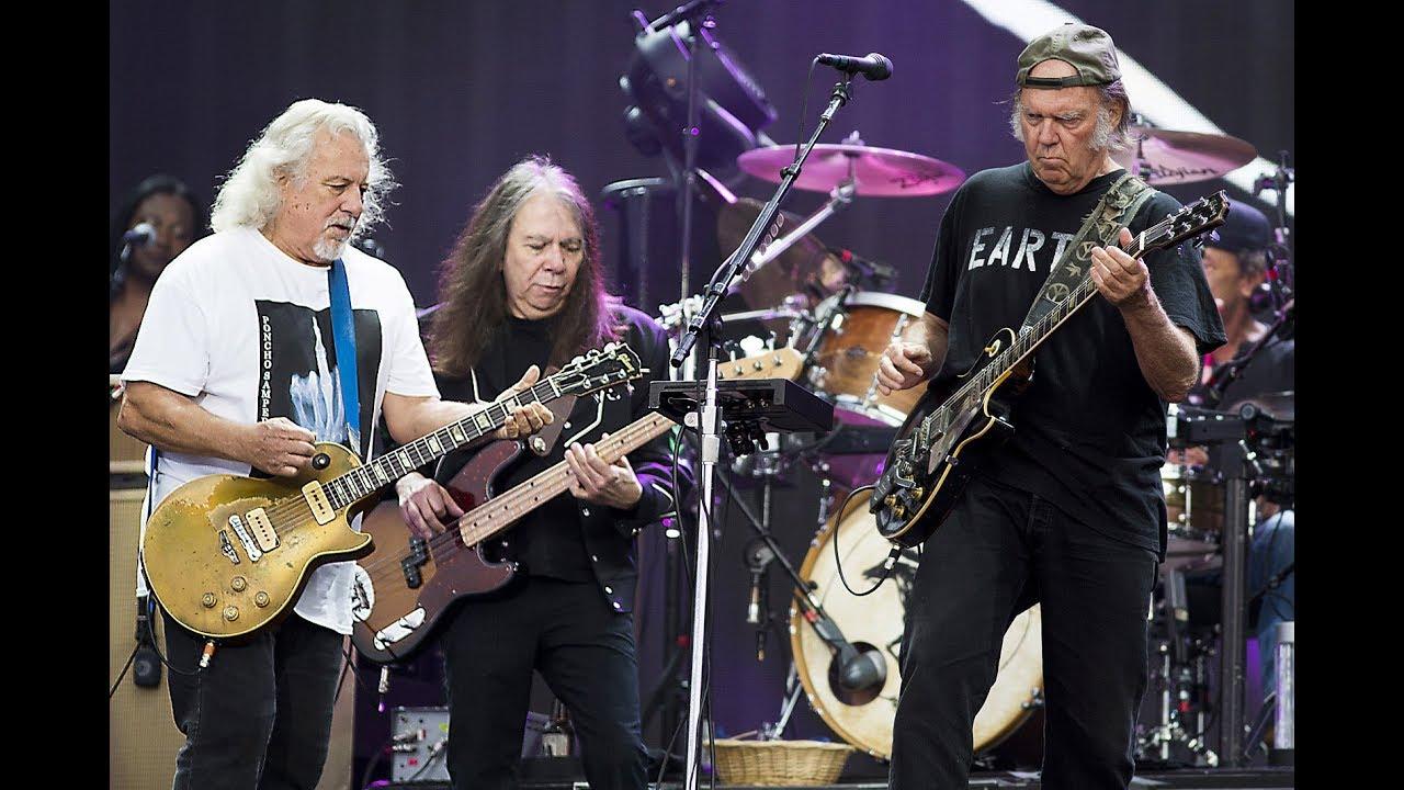 Neil Young Konzerte 2019 Deutschland