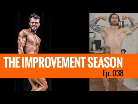038: The Improvement Season - what is it?