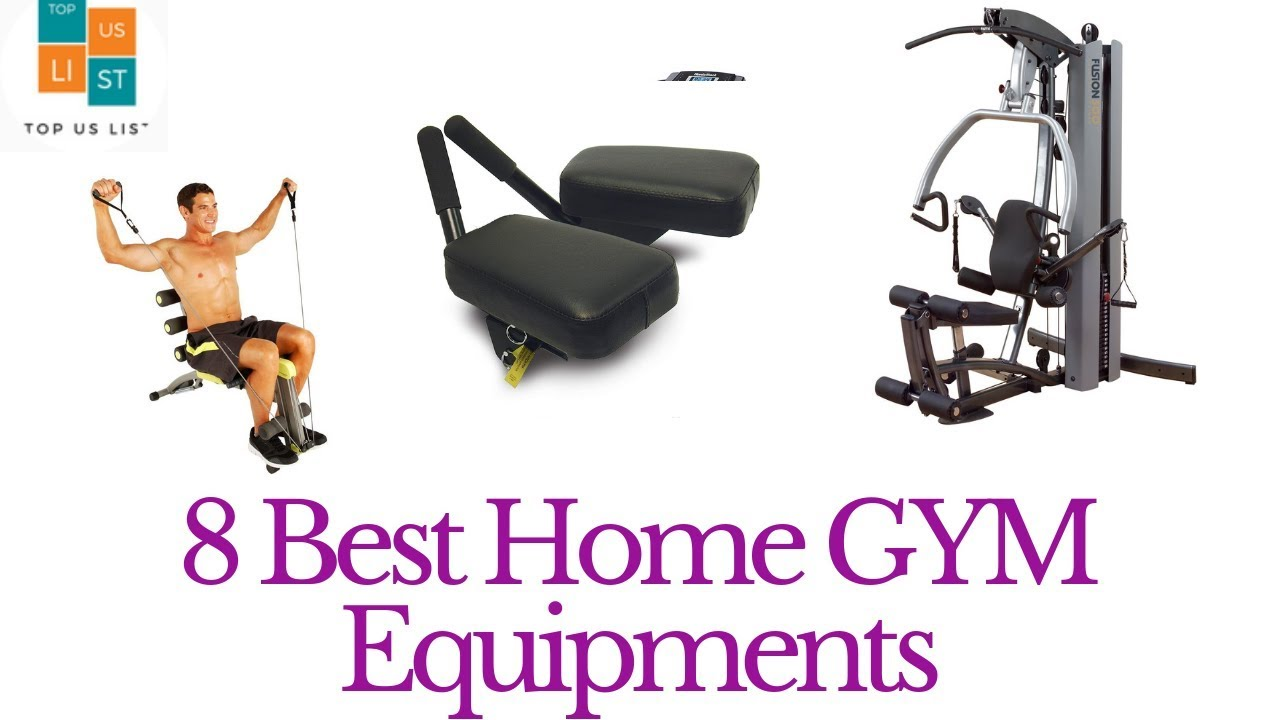 Best Home Gym 2020.The 8 Best Home Gym Equipments Updated List 2020 Youtube