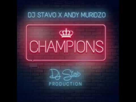 DJ STAVO FT ANDY MURIDZO OFFICAL SONG OUT 2018