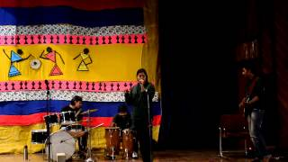 Jaane kya chahe man live - Neha & Chandrabhan
