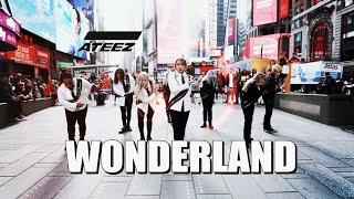 [KPOP IN PUBLIC NYC] ATEEZ (에이티즈) - WONDERLAND + INTRO Dance Cover | 커버댄스
