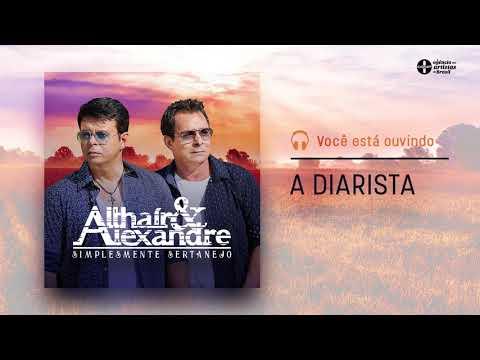 Althaír e Alexandre - A Diarista