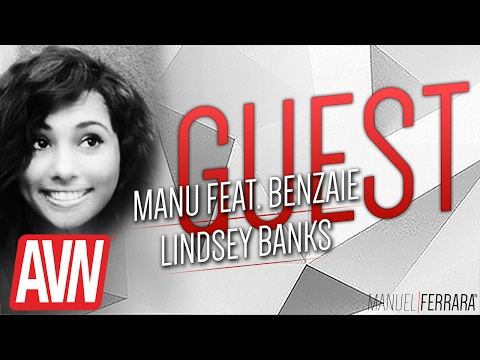 Lindsey Banks - AVN Expo avec Benzaie