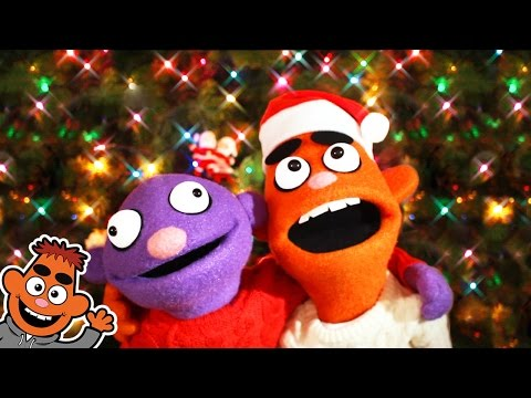 Rockin' Around the Christmas Tree | Song for Kids | Pancake Manor