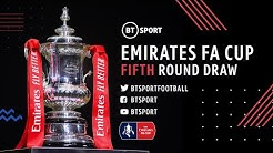 The Emirates FA Cup Fifth Round Draw