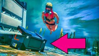 【サイバーパンク2077】水中に隠された箱の開け方!!【Cyberpunk2077】