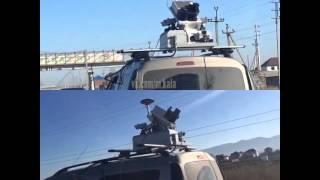 Лазерное сканирование дорог в Дагестане.(Агентством по транспорту и дорожному хозяйству впервые в Дагестане был применен метод мобильного лазерног..., 2015-04-18T16:28:09.000Z)