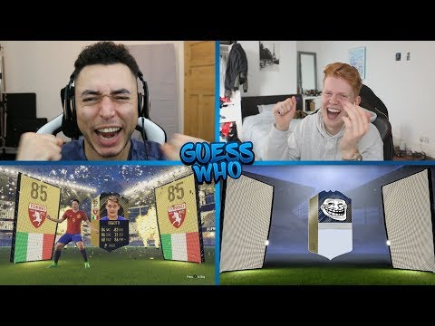 NOT AGAIN 😩 GUESS WHO FIFA vs JACK54 🔥 (GUESS WHO PACKS)
