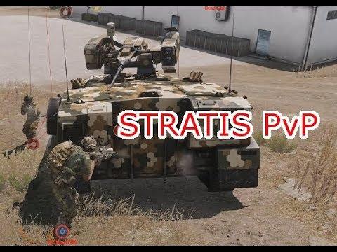 Stratis PvP: Arma 3 Zeus Vanilla Ops