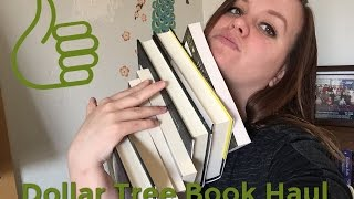 Dollar Tree Book Haul