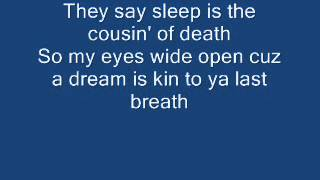 The Game - Dreams Lyrics
