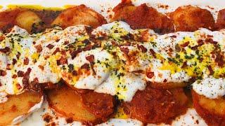 Borani Kachalo برانی کچالو  Potato Side Dish Recipe