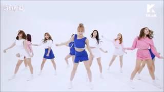 TWICE 'TT' Mirrored Slowed Dance Performance