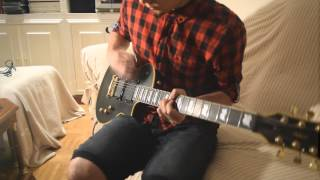 Asking Alexandria - Moving On (Shred Instrumental Guitar Cover)