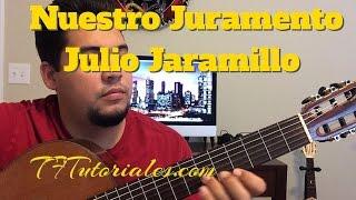 """Como Tocar Guitarra """"Nuestro Juramento"""""""