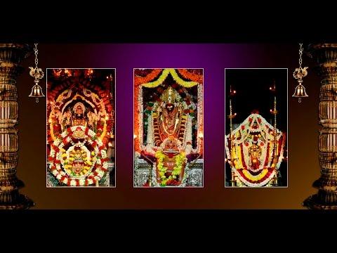 Flashing scenes of  mrigabete  Sri Laxmi Venkataramana Temple Uppinangady 2017