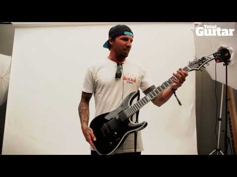Me And My Guitar: Parkway Drive's Jeff Ling and Luke Kilpatrick with their ESP guitars