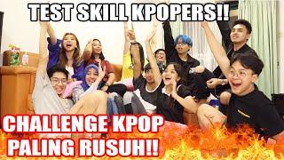 Baixar TEBAK LAGU KPOP PALING RUSUH DAN EMOSI!! With KPOP YOUTUBERS INDONESIA