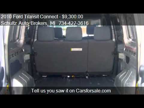 2010 Ford Transit Connect Wagon XLT 4dr Minivan for sale in