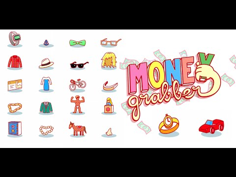Moneygrabber iOS App | All Upgrades Unlocked!