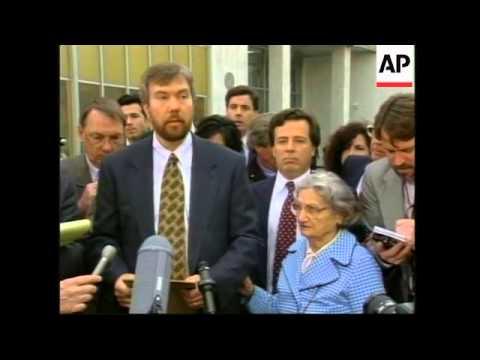 USA: SACRAMENTO: UNABOMBER TRIAL: TED KACZYNSKI PLEADS GUILTY