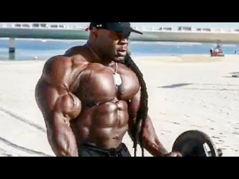 Kai Greene Training Hard - Best Gym Workout Motivation 2019