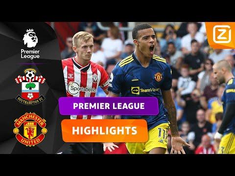 GOED UITGESPEELDE GOAL! 🌪 | Southampton vs Man United | Premier League 2021/22 |
