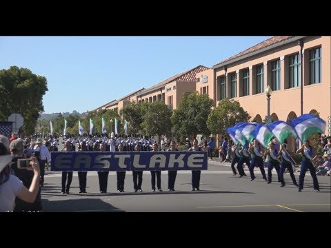 Eastlake HS - Volunteers of the Union Army - 2017 Liberty Station Band Review