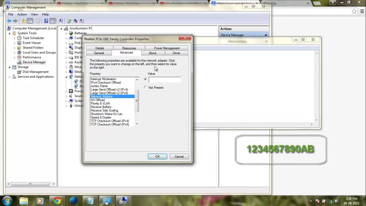 how to fix solve unidentified network problem on windows7,8,10 no ...