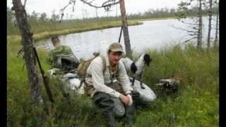 Охота и рыбалка в Карелии . Часть 4.