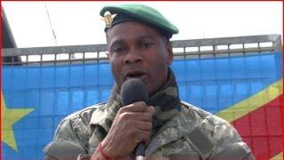 DIALOGUE OU ELECTIONS  : LE GENERAL LE KONGO D