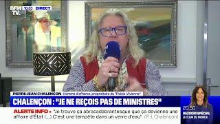 Dîners clandestins: l'interview en intégralité de Pierre-Jean-Chalençon