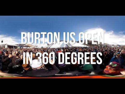 Burton US Open 360 Experience