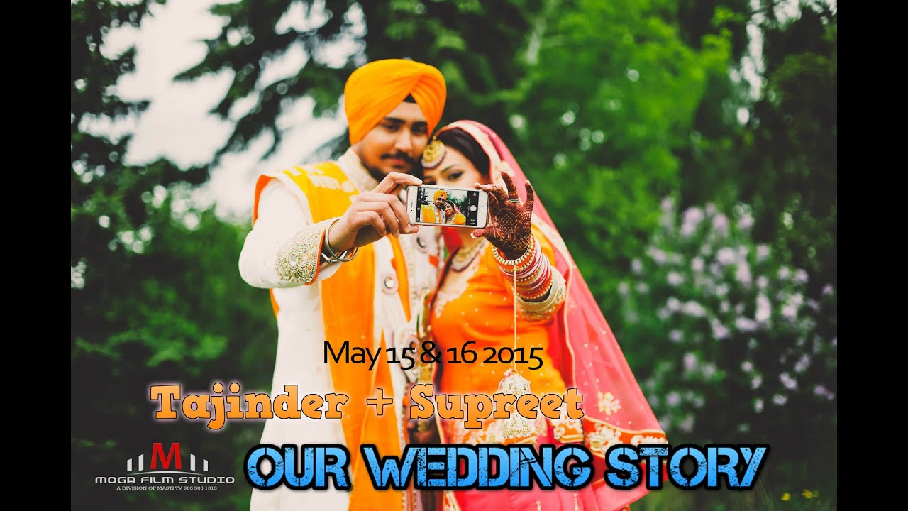 Indian sikh punjabi Cinematic 4k wedding photographer videographer