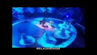 Konsert Kilauan Emas 4 Separuh Akhir - Ben