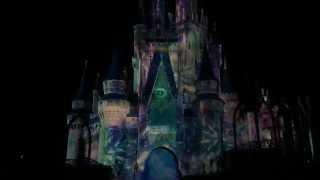 Frozen Let It Go - Celebrate The Magic - Walt Disney World - Magic Kingdom
