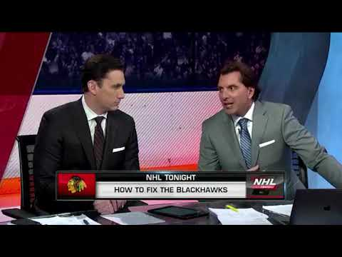 NHL Tonight: Discussing how to fix the Chicago Blackhawks